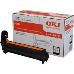 OKI - OKI 44318508 SIYAH DRUM / C711 / 20000 SAYFA