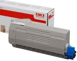 OKI - OKI 44318657 TONER-BEYAZ-C711WT