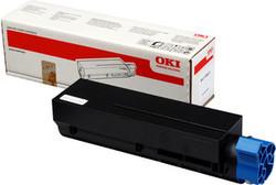 OKI - OKI 44574705 SIYAH TONER / B411, B431, MB461, MB471, MB491 / 3000 SAYFA