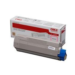 OKI - OKI 45396202 KIRMIZI TONER / MC770, MC780 / 11500 SAYFA