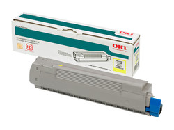 OKI - OKI 45396301 MC760/70/80 SARI TONER 6K SYF