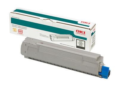 OKI 45396304 MC760/70/80-6K SİYAH TONER 8K SYF.