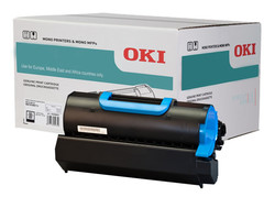 OKI - OKI 46507416 EP-CART-K-C712 SİYAH YAZICI GÖRÜNTÜLEME SİLİNDİRİ / C712 / 30000 SAYFA