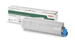 OKI - Oki C824-834-844 5bin Sayfa Black Siyah Toner 47095708