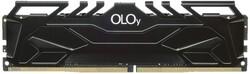 OLOY - OLOy 8GB DDR4 3200MHZ C16 OWL BLACK MD4U083216BJSA Soğutuculu Pc Ram