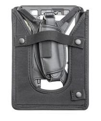 PANASONIC - Panasonic Belt holster with shoulder strap for (FZ-M1, FZ-B2) ( PCPE-INFM1BH )