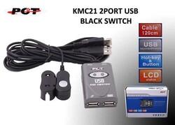 PCT - Pct KMC21 2Port Usb Switch
