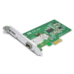 PLANET - Planet PL-ENW-9701 1000Base-SX / LX SFP PCI Express Ethernet Adaptörü
