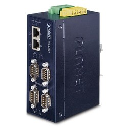 PLANET - Planet PL-ICS-2400T Endüstriyel 4-port RS232/RS422/RS485 Serial Device Server