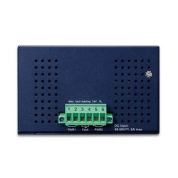 Planet PL-IGS-1020PTF Industrial 8-Port 10/100/1000T 802.3at PoE + 2-Port 100/1000X SFP Ethernet Switch - Thumbnail