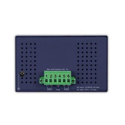 Planet PL-IGS-1600T Endüstriyel 16-Port 10/100TX Fast Ethernet Yönetilemez Switch