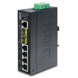 PLANET - Planet PL-IGS-5225-4T2S Endüstriyel Tip L2+ Yönetilebilir Ethernet Switch