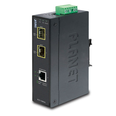Planet PL-IGT-1205AT Endüstriyel Tip Media Converter