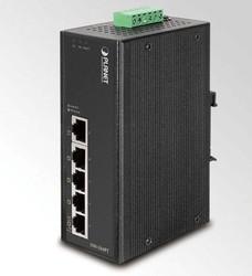 PLANET - Planet PL-ISW-504PT Endüstriyel Tip Yönetilemeyen Ethernet Switch