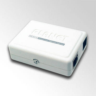 Planet PL-POE-152 IEEE 802.3af Gigabit High Power over Ethernet Injector