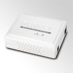 PLANET - Planet PL-POE-161 IEEE 802.3at Gigabit High Power over Ethernet Injector