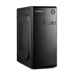POWER BOOST - PowerBoost VK-1621 400W USB 3.0 ATX Siyah Kasa (VK-1621)