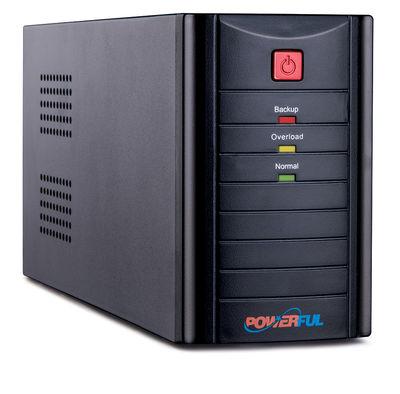 POWERFUL BACK PL-600 650 VA LED LINE INTERACTIVE AVR 5-13 DK