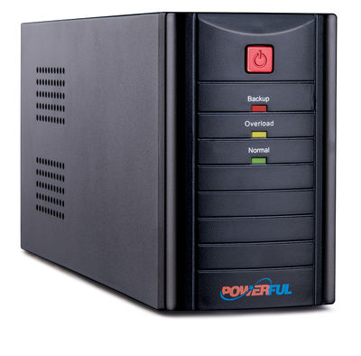 POWERFUL BACK PL-800 850 VA LED LINE INTERACTIVE AVR 5-13 DK