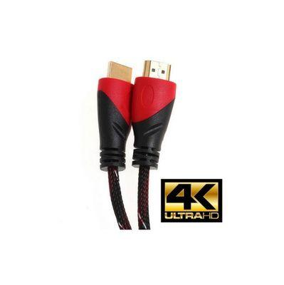 POWERGATE PG-4K-030 3M Altın Kaplama 4K HDMI Görüntü Kablosu
