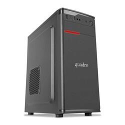 QUADRO - QUADRO SOLID DHA-49822 Ci5 4690T 8GB 240GB SSD OB VGA Freedos Masaüstü PC (DHA-49822)