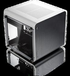 RAIJINTEK - Raijintek METIS EVO White Tempered Glass Mini ITX Performans Kasası