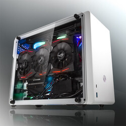 Raijintek - Raijintek OPHION EVO WHITE m-ITX Kasa