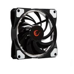 RAMPAGE - RAMPAGE 12cm JBT-21 Siyah 21x LED RGB Kasa Fanı 6pin