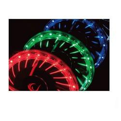 RAMPAGE 12cm JBT-21 Siyah 21x LED RGB Kasa Fanı 6pin - Thumbnail