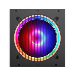 RAMPAGE - Rampage RGB-500 500W 80 Plus Bronze 12cm RGB Fanlı Power Supply