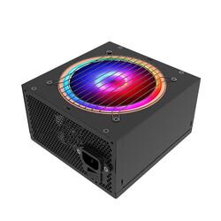 RAMPAGE - Rampage RGB-600 600W 80 Plus Bronze 12cm RGB Fanlı Power Supply