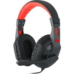 REDRAGON - REDRAGON H120 ARES Siyah Kulaküstü Mikrofonlu Kulaklık