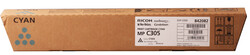 RICOH - Ricoh MP C305 Cyan Mavi Orjinal Fotokopi Toneri MP C305SP-305SPF 4.000 Sayfa