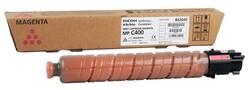 RICOH - Ricoh MP C400 Magenta Kırmızı Orjinal Fotokopi Toneri MP C300-401 10.000 Sayfa