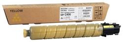 RICOH - Ricoh MP C400 Yellow Sarı Orjinal Fotokopi Toneri MP C300-401 10.000 Sayfa