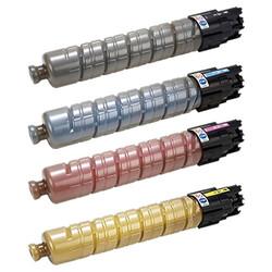 RICOH - Ricoh MP C6003 Black Siyah Orjinal Fotokopi Toneri MP C4503-4504-5503-5504-6004 33.000 Sayfa