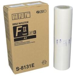 RISO - Riso S-4363 -7609 SF-5350 A3 RZ EZ 370-371 A3 Orjinal Master Z type 37