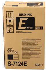 RISO - Riso S-7124 RZ 970-6870 SF-9390 Orjinal Mürekkep E type HD Z type HD 4841