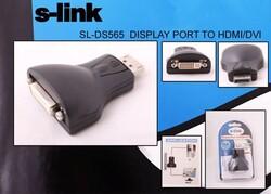 S-LINK - S-LINK SL-DS565 Display TO DVI Çevirici