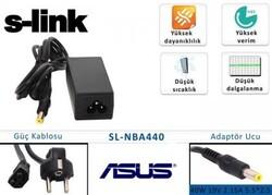 S-LINK - S-LINK SL-NBA440 19V 2.15A 5.5*2.5 Asus-Toshiba Notebook Adaptörü