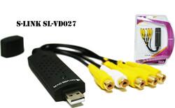 S-LİNK - S-link SL-VD027 Usb To dvr 4port Adaptör