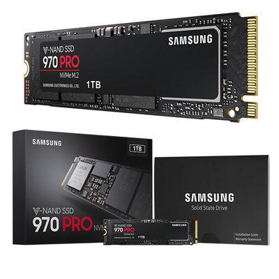 Samsung 1TB 970 Pro NVMe M.2 MZ-V7P1T0BW