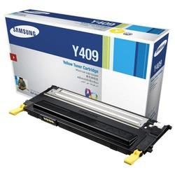 SAMSUNG - Samsung CLP-315 (Y409) Toner 1.000 Sayfa Sarı LaserJet Clp-315 - 310, Clx-3170fn,3175fn,