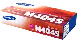 SAMSUNG - Samsung M404S Magenta Kırmızı 1.000 Sayfa Toner SU246A