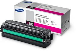 SAMSUNG - Samsung M506L Magenta Kırmızı 3.500 Sayfa Toner SU307A