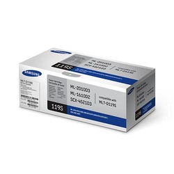 SAMSUNG - Samsung MLT-D119S Toner 2.000 Sayfa Siyah ML-1610,4521,2010 Modeli