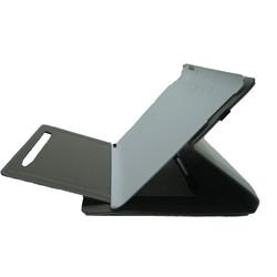 SCH - SCH APPLE İpad Air 9.7 Flip Cover Cüzdanlı Deri Kılıf Beyaz