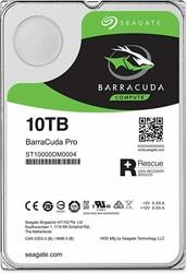 SEAGATE - Seagate 10tb Barracuda Pro ST10000DM004 3.5 Hard Drive Cache 256mb 7200rpm Harddisk