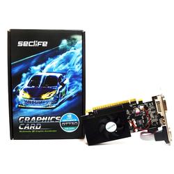 Seclife - SECLIFE GEFORCE GT730 2GB DDR3 128B 1XVGA 1XHDMI 1XDVI