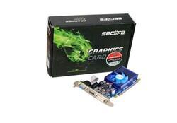 SECLIFE - SECLIFE HD5450 1GB Radeon HD5450 DDR3 64bit HDMI DVI VGA 16x Ekran Kartı (LP Single Fan)